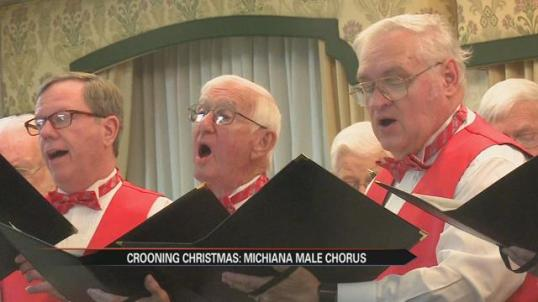 Crooning Christmas: Michiana Male Chorus